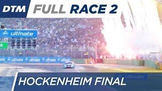 DTM Hockenheim Finale 2016 - Rennen 2 - Re-Live (Deutsch)