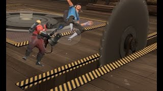 Team Fortress 2 Funny Moments: Taunt Kills and Saw Spills