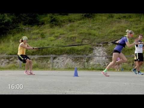 DSV-Files #06 |  Ein Trainingstag mit Laura Dahlmeier