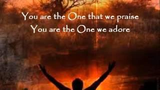 Wonderful, Merciful Savior with lyrics