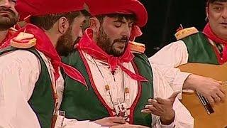 Chirigota. Lo Siento Patxi, No todo el mundo puede ser de Euskadi SEMIFINALES | Carnaval Cádiz 2014