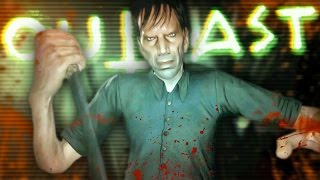 SCARES AFTER SCARES | Outlast 2 - Part 2