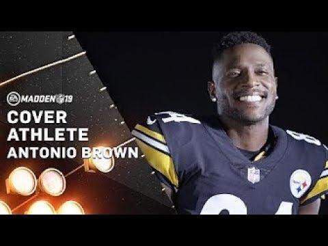 Antonio Brown - Exclusive Madden NFL19 Gameplay Teaser