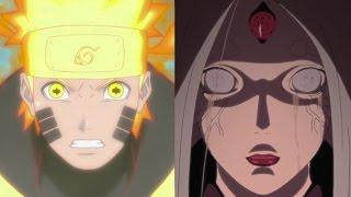 Naruto Shippuden Episode 463 Anime Review ナルト 疾風伝 - Naruto VS Kaguya Naruto's Ultimate Technique!