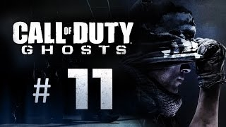 Call of Duty Ghosts Campaign Walkthrough Part 11 - Atlas Falls