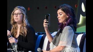 Snapchat vs. Instagram with Virginia Salas Kastilio & Tala Samman