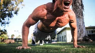 Insane Chest Workout Finisher/Shredder (Bodyweight Only)