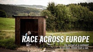 Race Across Europe - Full Film 2016