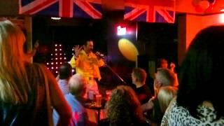 Karl Johnson is Freddy Mercury Live @ The BottomBull