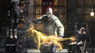 Mortal Kombat X Jason Voorhees|Test your might