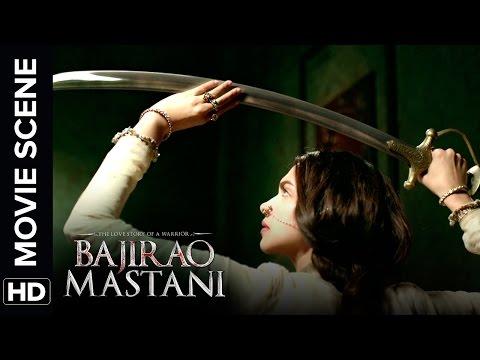 Xxx Mp4 Deepika Practices Her Sword Skills Bajirao Mastani Movie Scene 3gp Sex