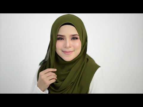 Xxx Mp4 Benang Hijau Hijab Tutorial Orked Semi Instant Shawl 3gp Sex
