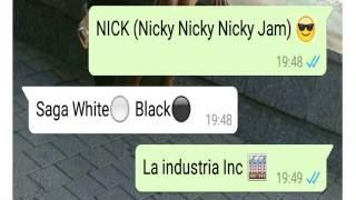 HASTA EL AMANECER- NICKY JAM (LETRA)