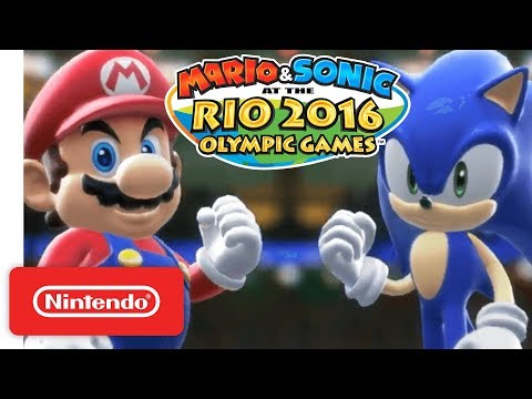 Mario & Sonic at the Rio 2016 Olympic Games Opening Movie
