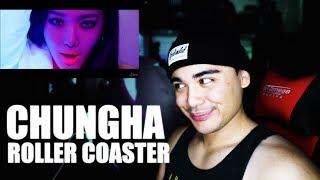 CHUNGHA - Roller Coaster MV Reaction