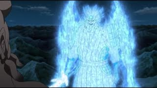 Hagoromo's God SUSANOO! Naruto Shippuden Episode 462 Review! Hagoromo VS Hamura