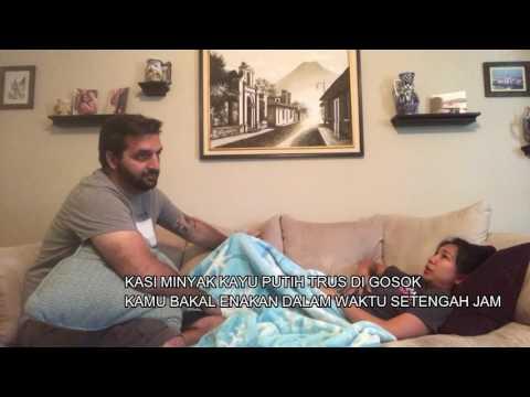 BULE RESEK VS ISTRI ANEH |US VS INDO|| Eng with bahasa sub|| VLOG