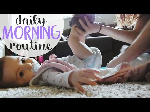 Xxx Mp4 DAILY MORNING ROUTINE WITH A BABY BETHANY FONTAINE 3gp Sex