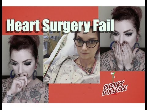 Xxx Mp4 Why My Heart Surgery Didn T Work Update By CHERRY DOLLFACE 3gp Sex
