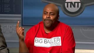 "Inside The NBA: ""LaVar Ball"" Joins The Crew   NBA on TNT"