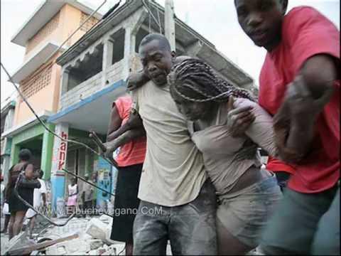 TERREMOTO EN HAITI 2010 EARTHQUAKE IN HAITI 2010