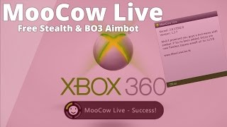 MooCow Live Free Stealth Server - Dash: 17502 - Crazy KV Life - BO3 Aimbot & Bypass(RGH/J-Tag)