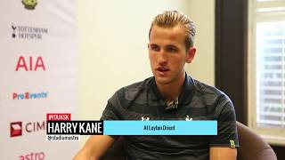 Harry Kane | #YouAsk | Astro SuperSport