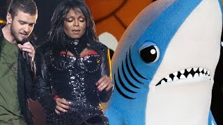 5 Most Shocking Super Bowl Halftime Show Moments