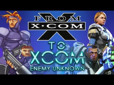 Xxx Mp4 X COM To XCOM 20 Years Of Turn Based Strategy Alien Killing And DREAD 3gp Sex