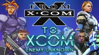 X-COM to XCOM: 20 Years of Turn-Based Strategy, Alien-Killing, and DREAD