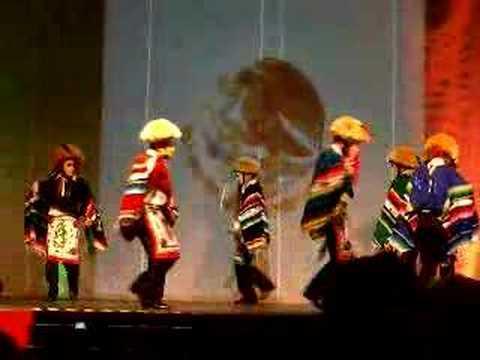Winnipeg Folklorama 2007 Mexico dance 1