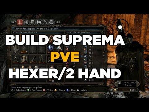 Build Hexer SUPREMA PARA PVE Dark Souls 2