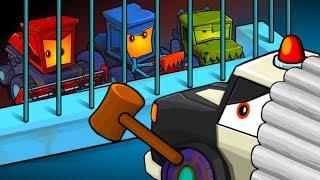 Car Eats Car 3 Машина ест машину Хищные машины #20 игровой мультик детский летсплей #МАШИНКИ КИДА
