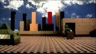 Kick-Ass trailer (In LEGO)