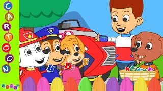 Paw Troops Looking for Its Missing Letter Paw Patrol Funny ◕‿◕ KidsF