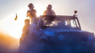 Behind The Scenes - Paintball Warfare
