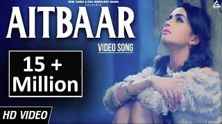 Aitbaar   New Heart Touching Punjabi Song   Vishal Pahwa   MG (Mehul Gadani)   Yellow Music