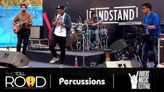 Zephyr | Percussions | Riders Music Festival | JLN Stadium | Delhi Based