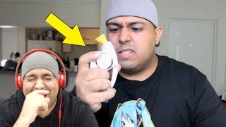I HAD PROBLEMS!! [REACTING TO MY OLD SKITS] [#02]