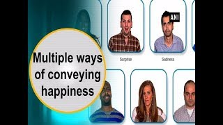 Multiple ways of conveying happiness - ANI News