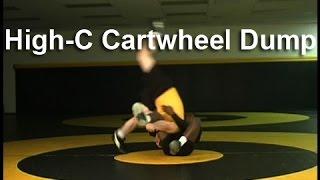 Wrestling Moves KOLAT.COM High Crotch Cartwheel Dump