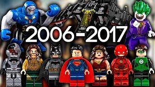 Every LEGO DC Superheroes Set EVER MADE 2006-2017