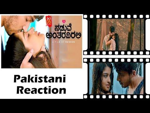 Xxx Mp4 Pakistani React Naduve Antaravirali Trailer Kannada Movie Prakhyath Paramesh Aishani Shetty 3gp Sex