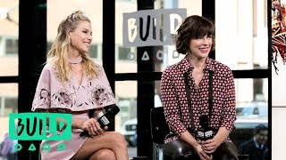 "Milla Jovovich And Ali Larter Talk About The Movie, ""Resident Evil: The Final Chapter"""