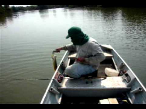 Pescaria Rio Cristalino Araguaia Outubro 2010
