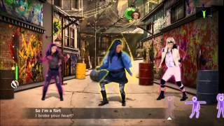 Just Dance Disney Party 2 Rotten to the Core