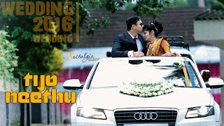 WEDDING  HIGHLIGHTS    TIJO & NEETHU