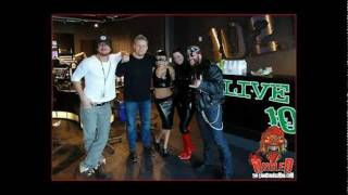 The Edge 102.1 Radio Interview With Uncle D & Dean Blundell n Todd Shapiro