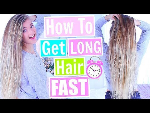 Xxx Mp4 How To Grow Your Hair Long FAST Grow Your Hair In A WEEK 2018 3gp Sex