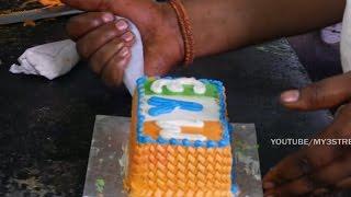 MY3 Cake Preparation  | 4K VIDEO | ULTRA HD VIDEO